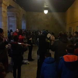Santa Ageda bezpera Etxarri Aranatzen