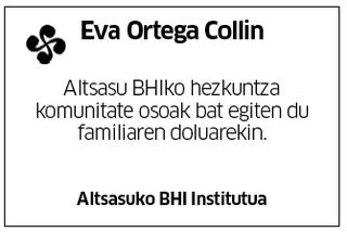 Eva Ortega Collin