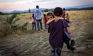 Errefuxiatuekiko erabateko errespetua eta miresmena