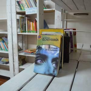 Dohaintzen bidez sortutako liburutegia