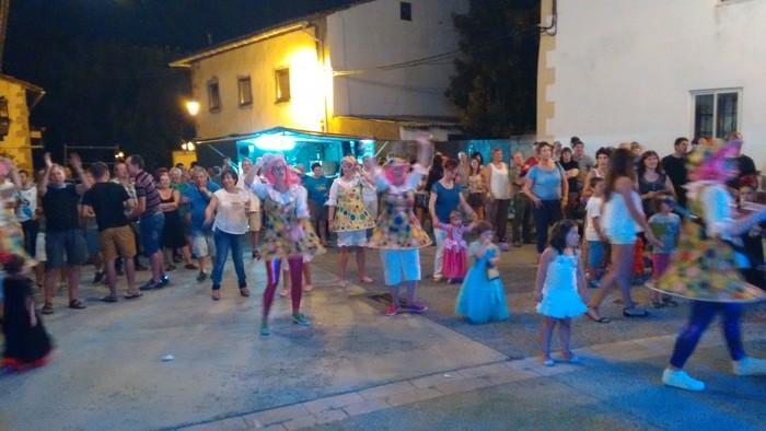 Gaur murgilduko da Irañeta festetan