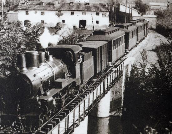 Plazaola trenaren urteurrena