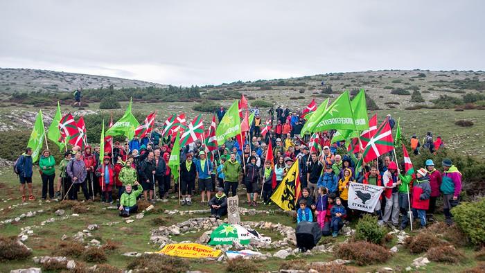 Euskal Herriko Erdigunea, independentisten bilgune etzi