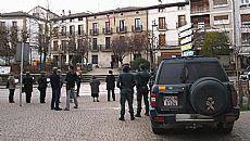 Madrilen deklaratu eta bueltan