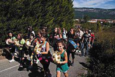 Oinez Basoko putzua erabiltzaileen zain