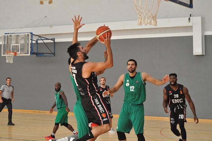 Basket Navarrak lagunarteko partida jokatu zuen Altsasun