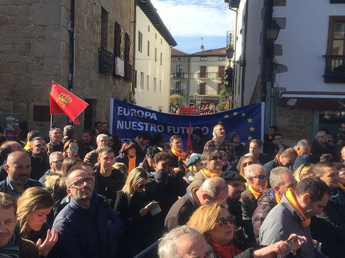 España Ciudadanaren ekitaldiak utzi zuena - 24