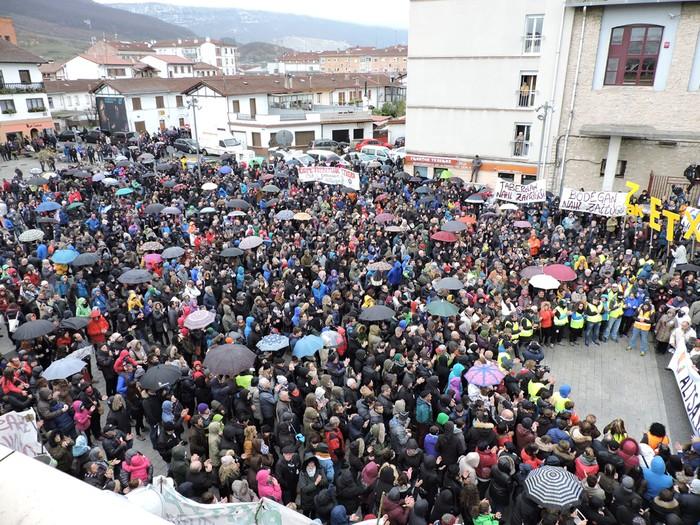 Altsasuko manifestazioa kalez kale - 28