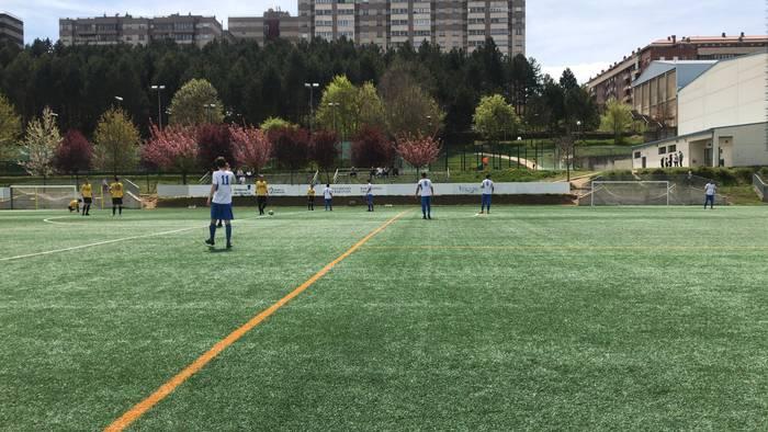 Erregionala: Altsasuk berdindu eta Lagun Artearen partida bertan behera, arbitroaren lesioagatik