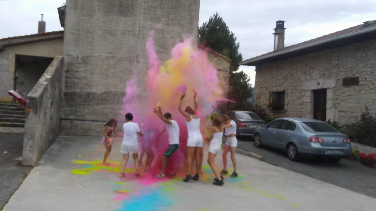 Festaren kolore eztanda