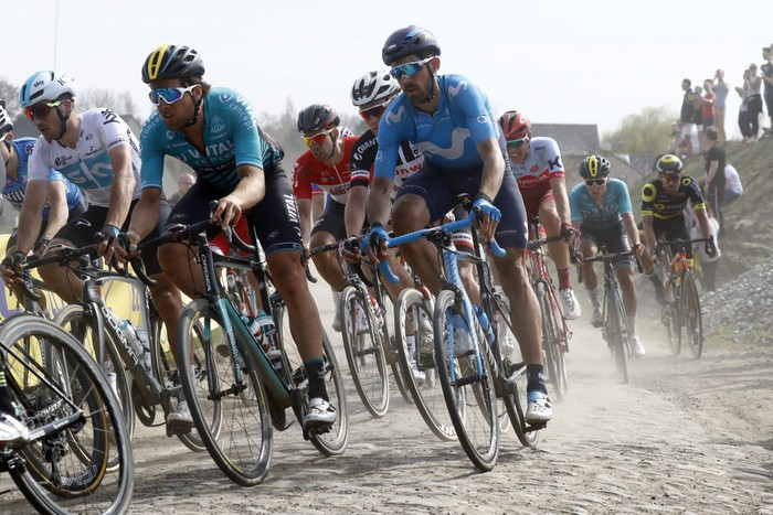 Sakandarrak Paris-Roubaixen