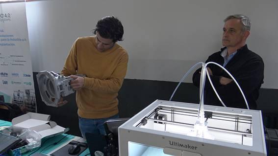 Elkarlaneko robotikaren berrikuntzak ezagutzeko topaketa
