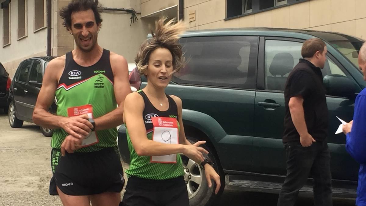 Izaskun Beunza hirugarrena Nafarroako 5 kilometroko Atletismo Txapelketan
