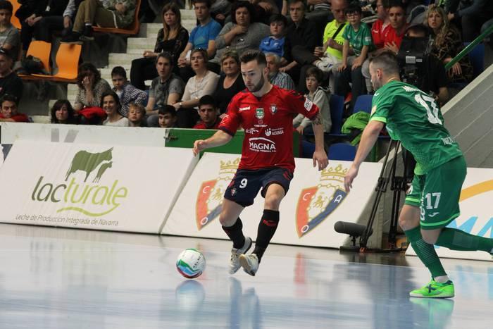 Uztailerako IV. Futsal Campusa antolatu dute Irurtzunen