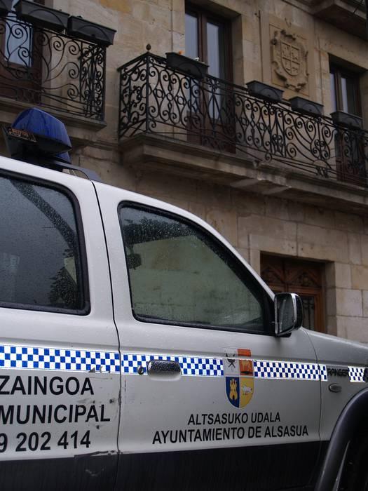 Udaltzaingoa duten udalek Polizia Legerako lantandea osatuko dute