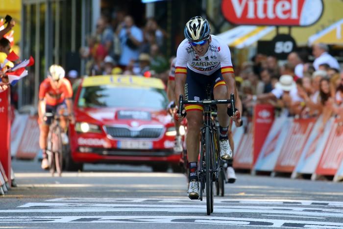 Gorka Izagirre bigarrena Tourreko Pirinioetako lehen etapan
