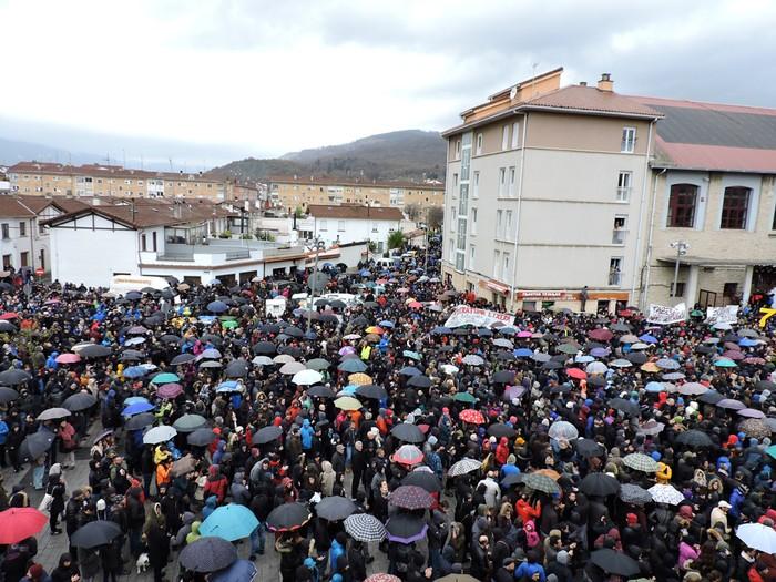 Altsasuko manifestazioa kalez kale - 30