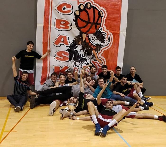 CBASK Final Fourreko txapelduna!!!