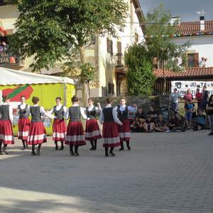 Santa Marina egunarekin despedituko dira festak