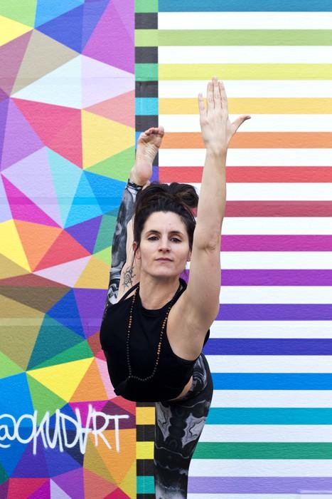 """Maite Aguirre Ortega: """"Niretzat yoga norberaren ezagutza da, efektu guztietara"""""""