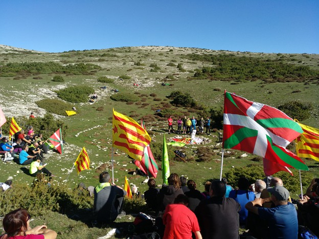 Beriain, independentisten bilgune - 1