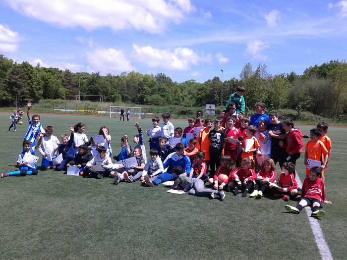 Sakanako Futbol Topaketei agur