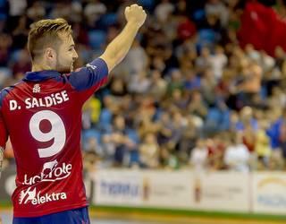 Osasuna Magnak buelta eman zion partidari eta garaipen garrantzitsua lortu zuen Levanteren kontra