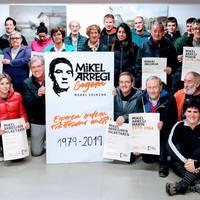 Mikel Arregi Marin 1979-2004 dokumentalaren proiekzioa