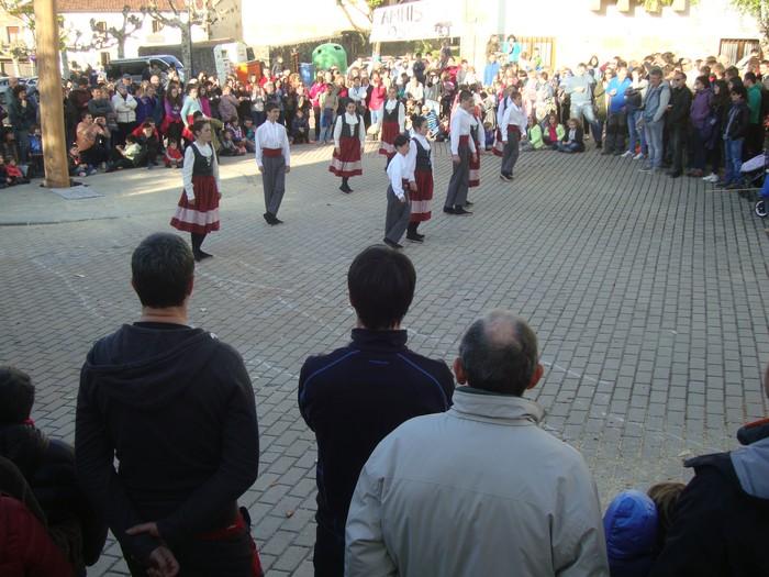 Festa txikien txanda