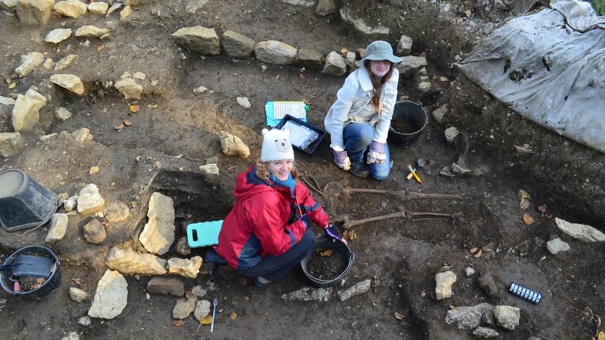 Arkeologia arrakasta Zamartzen
