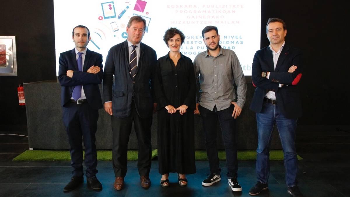 'Euskal PMP' ekimenak publizitate programatikoa euskaraz egitea ahalbidetuko du
