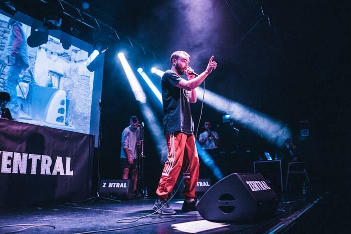 Rap musikaren loraldia
