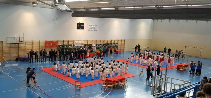 Irurtzun karateken bilgune
