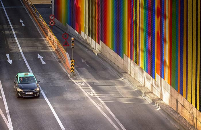 Lisboako taxi bakartia