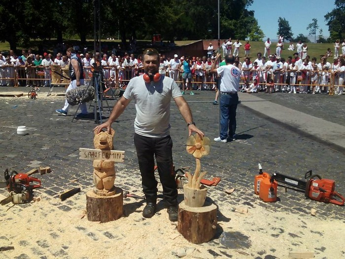 Mikel Lasarte, txapeldunordea