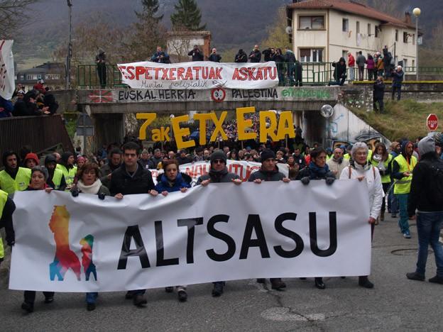 #Altsasu manifestazioak utzitako irudiak - 10