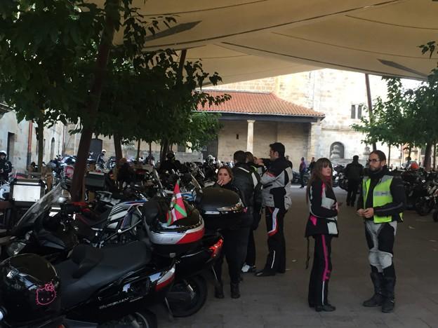 Navarider Day: 800 motor Lakuntzan - 11