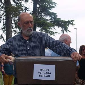 Agur duina Miguel Vergara Bereauri