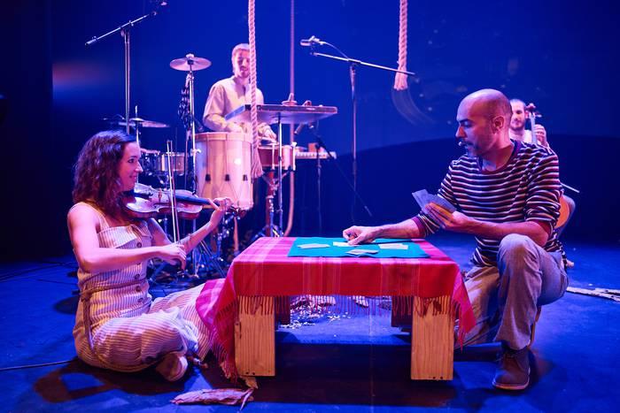 Folk musikaren hiriburua bihurtuko da Irurtzun