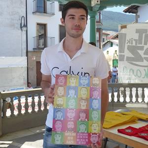 Olatzagutiako festetako kartel lehiaketako sariak