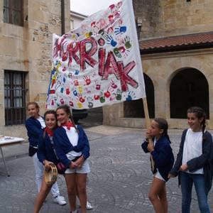 Festa giroan domekara arte