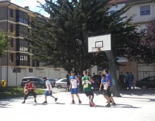 """Likoretas"" Altsasukoak Aske 3x3 Streetball Txapelketan"