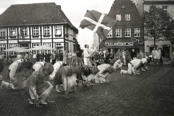 Orritz Alemanian dantzari