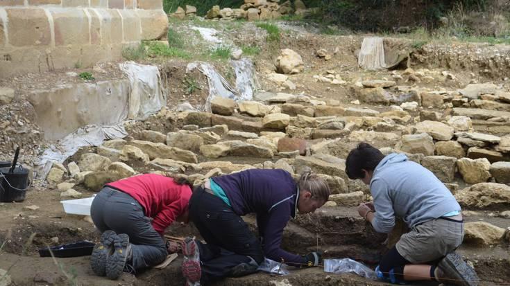 Arkeologoak aurten Aralarrera