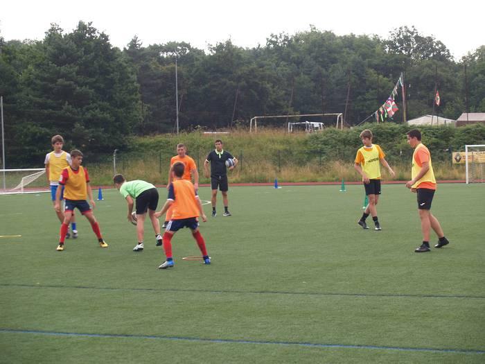 Sakanako Futbol Topaketak: igandean benjaminak lanera