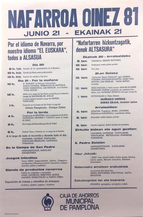 Iñigo Aritza ikastolaren historia