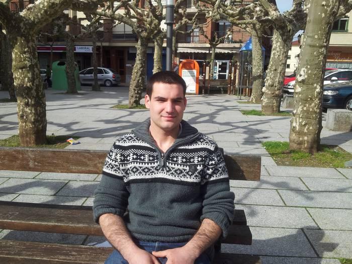 """Xabier Senar: """"Energia berriztagarrien arloa laguntzen eta lantzen hasi behar da"""""""