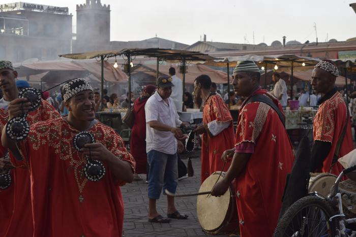 Maroko Zoragarria