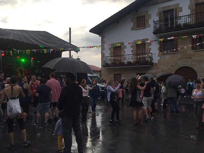 Urdiaingo festa txikiak