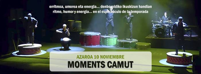 moments camut